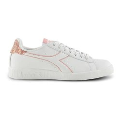 Diadora Game P Donna Wn White/Pink Sneakers 101.175063 01 C6604