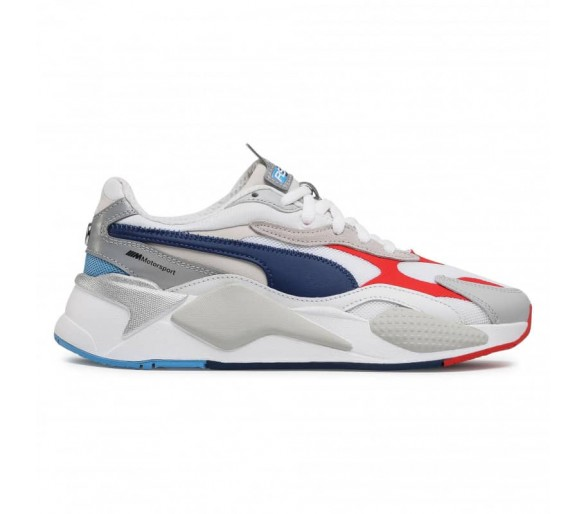 Puma BMW Mms Rs-X3 Uomo 306498-01 White/Grey