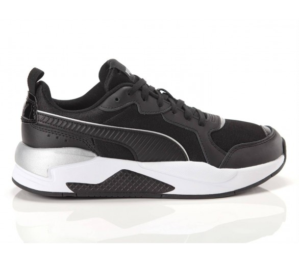 Puma X-ray patent Donna Black/White 368576-01 Nero
