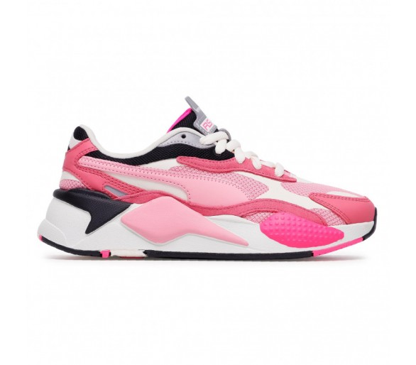 Sneakers PUMA Rs-X³ Puzzle 371570 06 Rapture Rose/Peony/Whi White