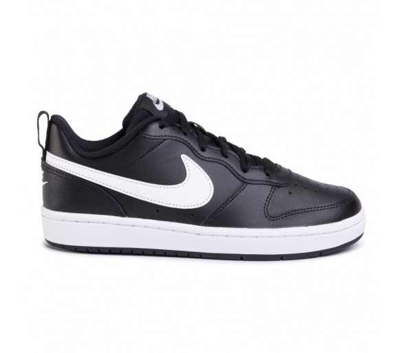 Nike Court Borough Low 2 GS Nero/Bianco BQ5448-002