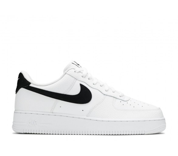 NIKE AIR FORCE 1 07 CT2302 100 UOMO White Black