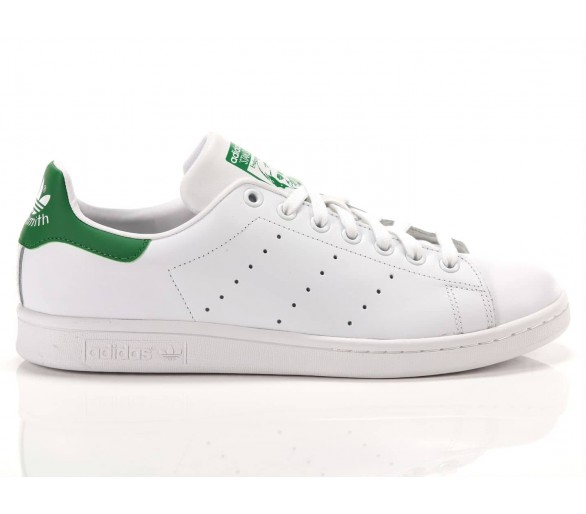 Adidas Stan Smith Uomo White/Green M20324 Bianco/Verde