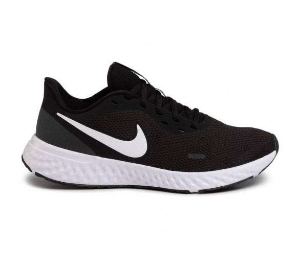 Nike Revolution 5 Uomo BQ3204-002 Black/White/Anthracite