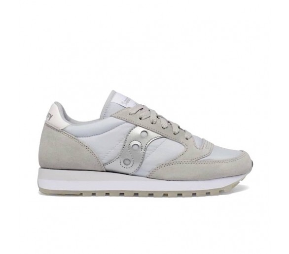 Saucony Jazz Original Donna S1044-607 Grey/Silver