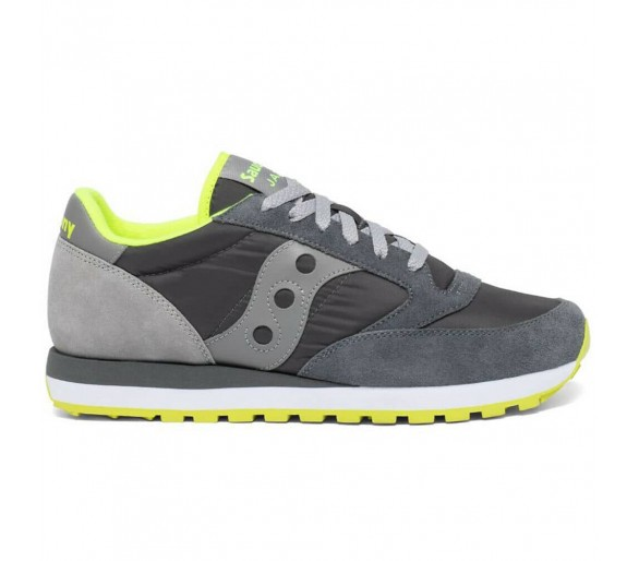 Saucony Jazz Original Uomo S2044-580 Grey/Yel