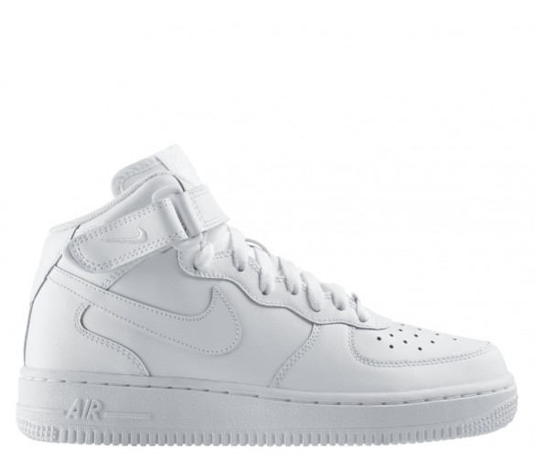 Nike Air Force Mid GS 314195-113 White
