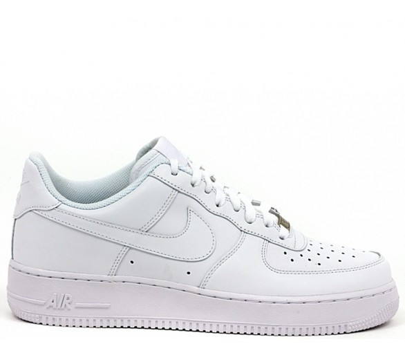 Nike air force 1 07 Low White 315122 111 Bianco Uomo