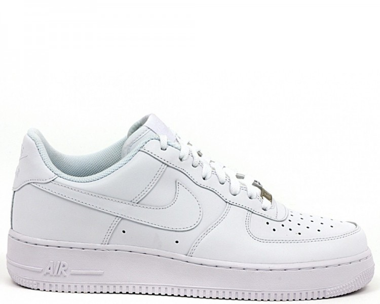 NIKE Sneakers Nike Air Force 1 '07 Uomo bianco