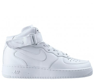 Nike Air Force 1 Mid White 07 Bianco 315123-111 Uomo