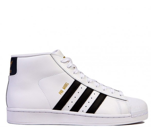 Adidas Superstar Pro Model  Bianco S85956 Unisex