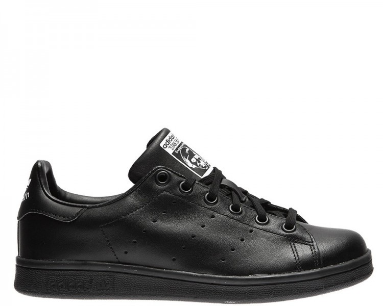 Adidas Stan Smith J Nero  M20604