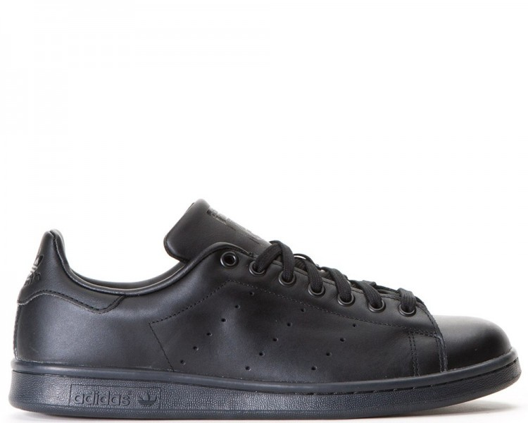 Adidas Stan Smith Nero Uomo M20327