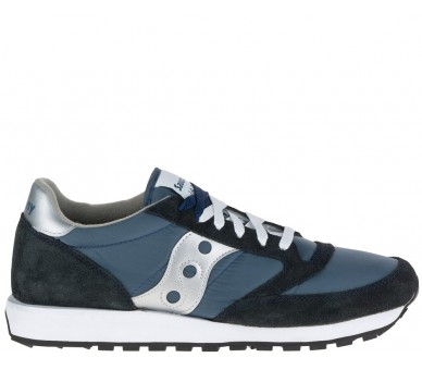 Saucony Jazz Original Donna Navy-Silver 1044-2