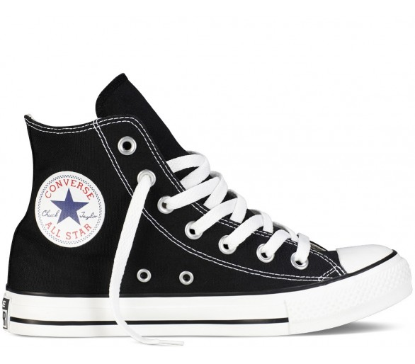 Converse Chuck Taylor All Star Hi M9160C Uomo Donna Black
