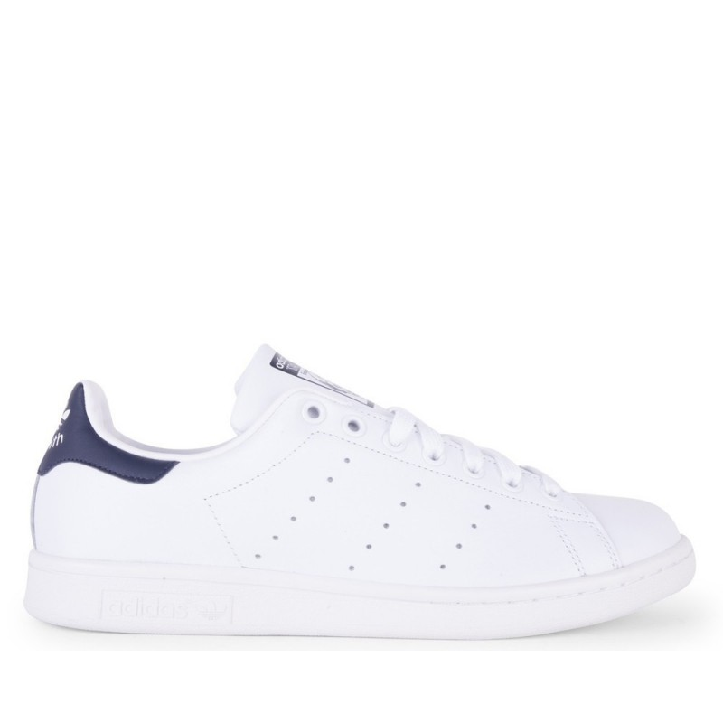 the best attitude ea16c e6421 Adidas Stan Smith Uomo Bianco blu M20325. Loading zoom