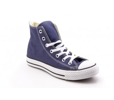 Converse All Star Uomo Donna Navy alte M9622 Blu Unisex
