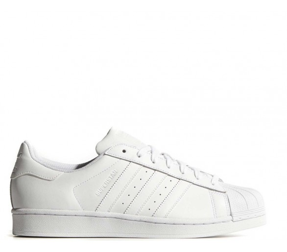 Adidas Superstar Foundation Uomo White B27136
