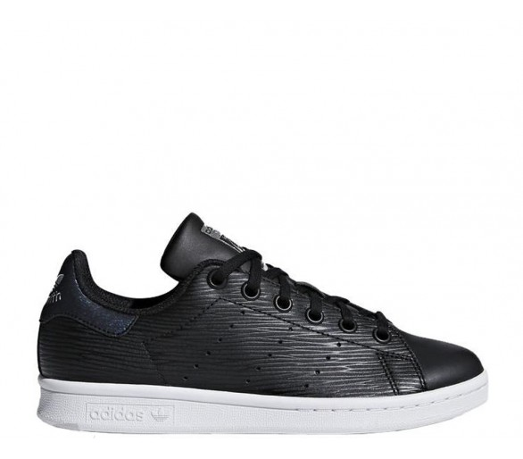 Adidas Stan Smith J black/silver CM8191