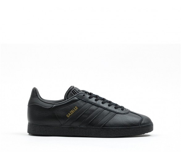 Adidas Gazelle Uomo Pelle Total black BB5497