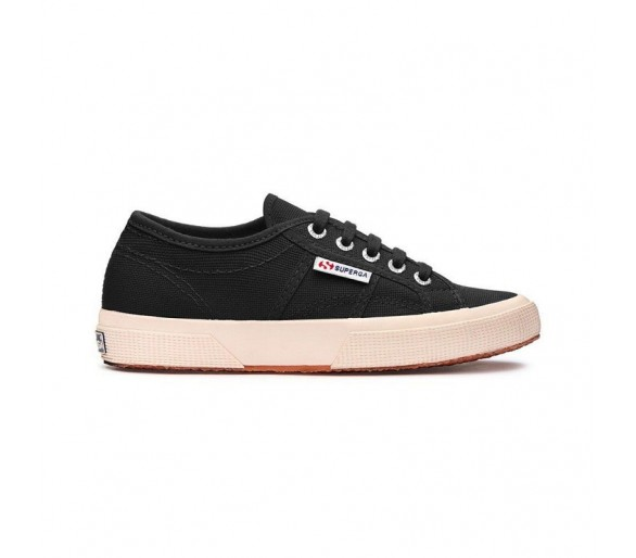 Superga 2750 Plus con Zeppa interna Nero S003J70 999