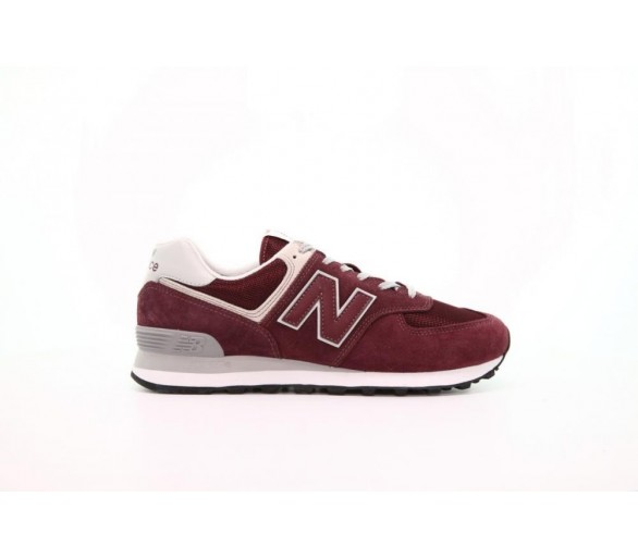 New Balance 574 Uomo Bordeaux ML574EGB