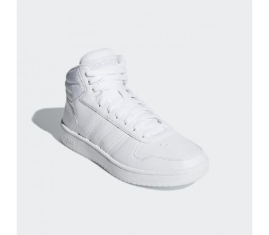Adidas VS Hoops Mid 2.0 total white B44664 collezione invernale 2018