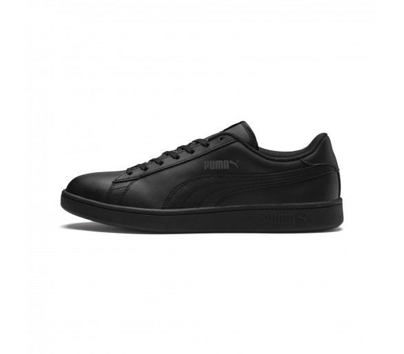 Puma Smash V2 Uomo Total Black 365215 06