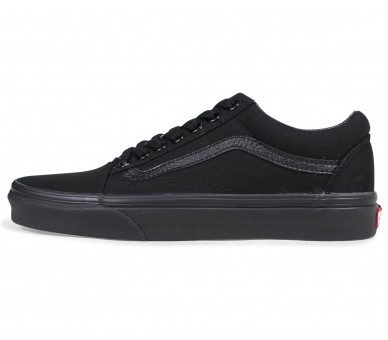 Vans Old Skool Low Total Black VN000D3HBKA