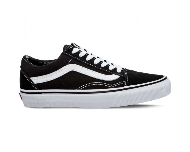 Vans Old Skool Low Black/White VN000D3HY281