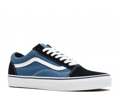 Vans Old Skool Low Navy/White VN000D3HNVY