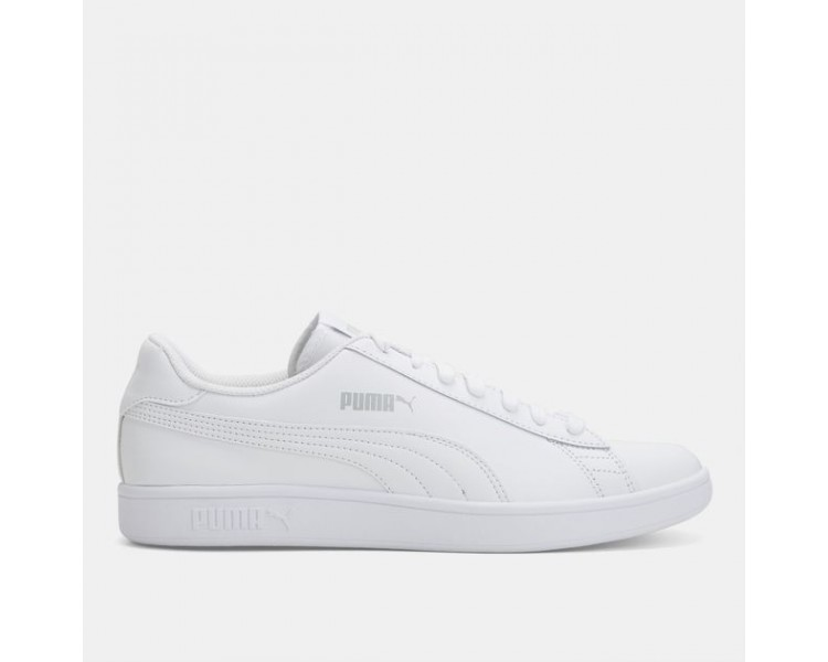 Puma Smash V2 Leather Uomo total white 365215 07