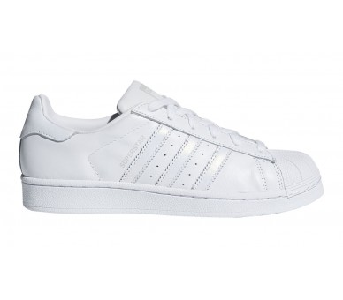 Adidas Superstar Original Bianco Donna AQ1214