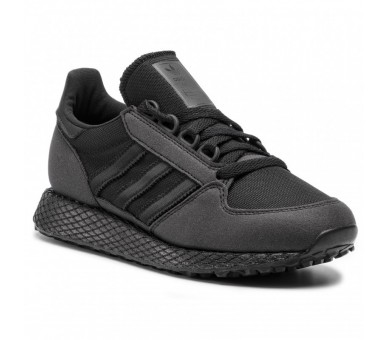 Adidas Forest Grove J Total Black Unisex G27822