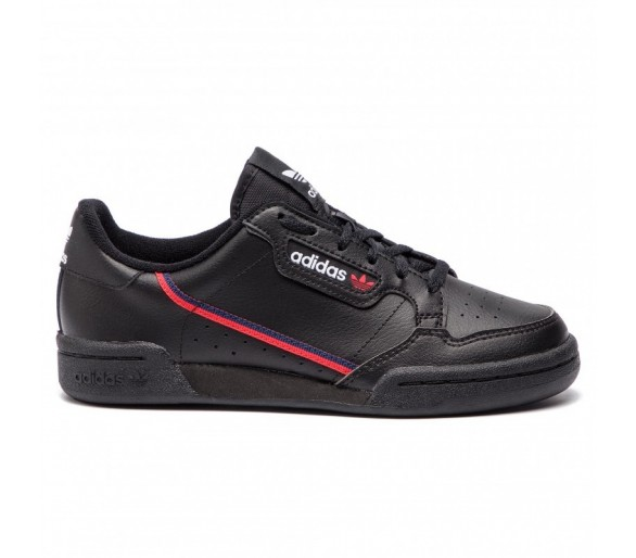 Adidas Continental 80 J total black F99786