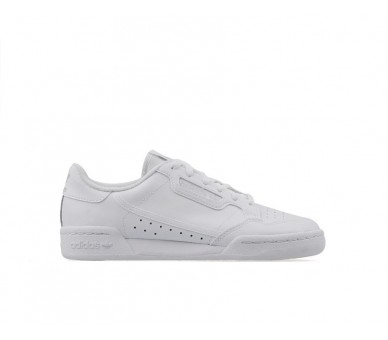Adidas Continental 80 J total White F97499