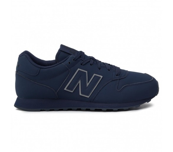 New Balance Uomo GM500TRN Blu scuro monocolore