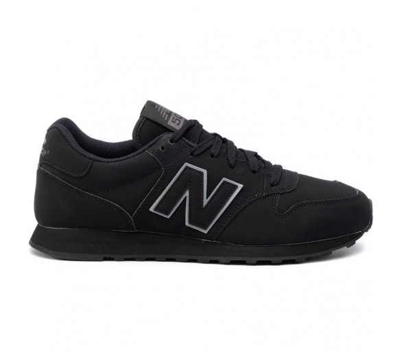 New Balance Uomo GM500TRB Black Nero monocolore