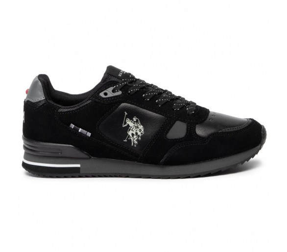 Us Polo Assn Wilde 2 Ferry Uomo BLK
