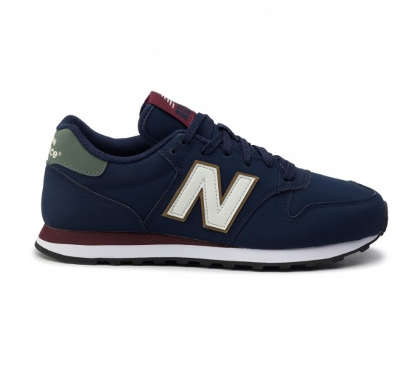New Balance Uomo GM500WBP Blu