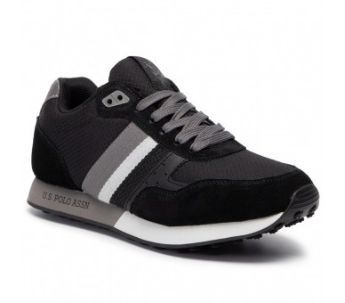 Sneakers U.S. POLO ASSN. Uomo Julius1 FLASH4088S9/TS1 Black