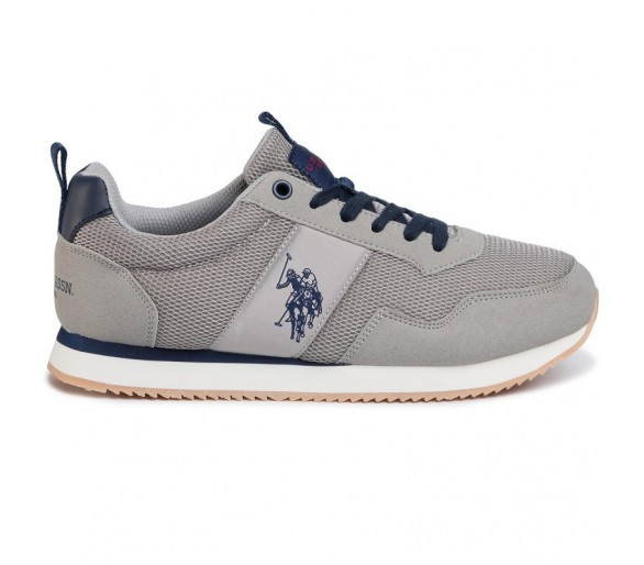 Sneakers U.S. POLO ASSN. Exte NOBIL4250S0/MH1 Grey