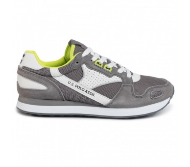 Sneakers U.S. POLO ASSN. Justin FLASH4117S0/YM1 Mdgr