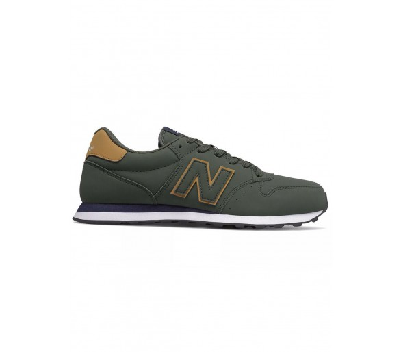 New Balance Green Verde Uomo GM500WBD