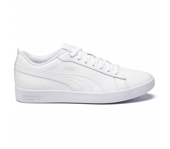 Puma Smash Donna Wns v2 L 365208 04  Total White