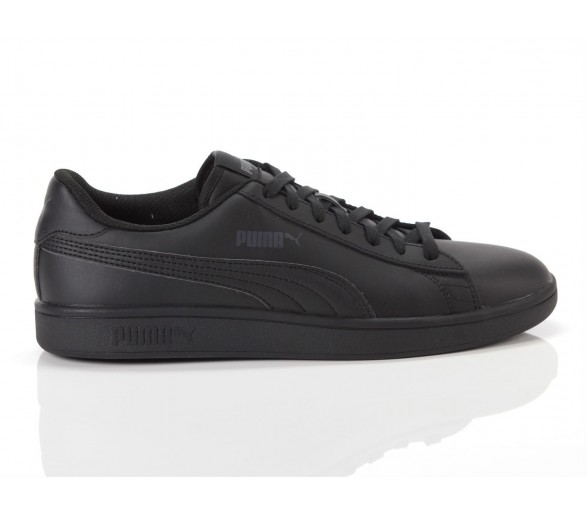 Puma Smash v2 L Donna Total Black 365215 06