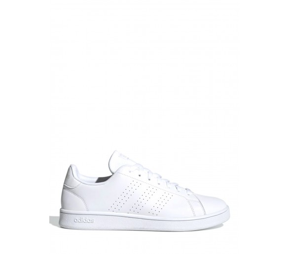Adidas Advantage Base Uomo Total white EE7692