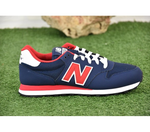 NEW BALANCE Uomo GM500TRT Blu scuro