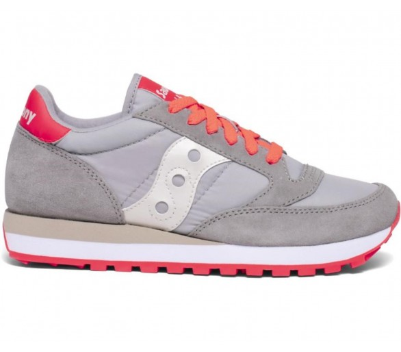 Saucony Jazz Orginal Donna Grey Orange S1044 564 Collezione Inverno 2020
