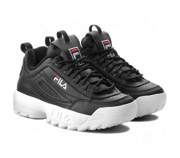 Fila Disruptor Low Wmn Donna 1010302.25Y Black